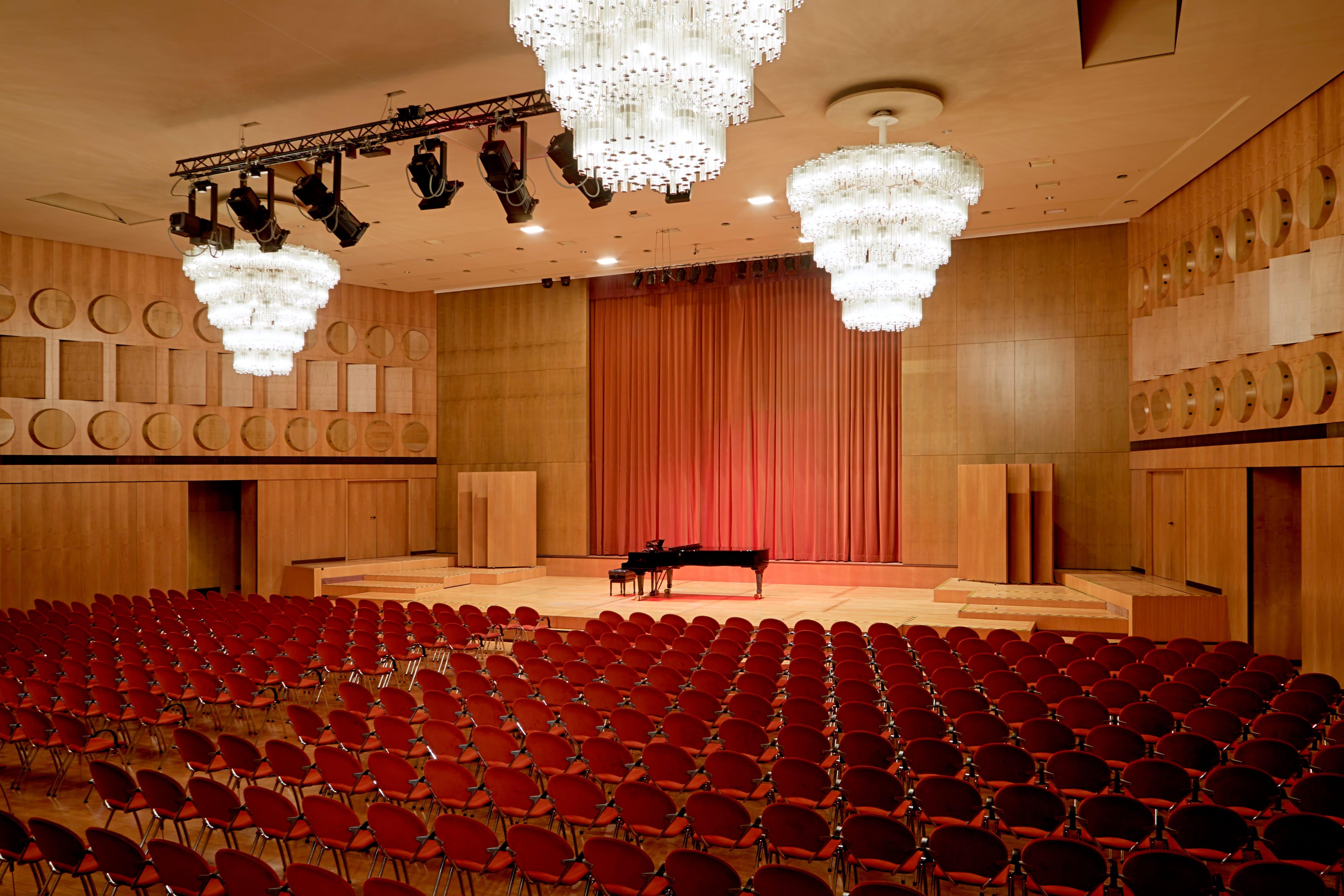 Gewandhaus - Augustusplatz - 04109 Leipzig