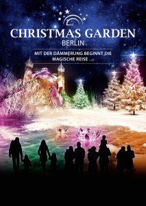 Christmas Garden Berlin @ Botanischer Garten | Berlin | Berlin | Deutschland