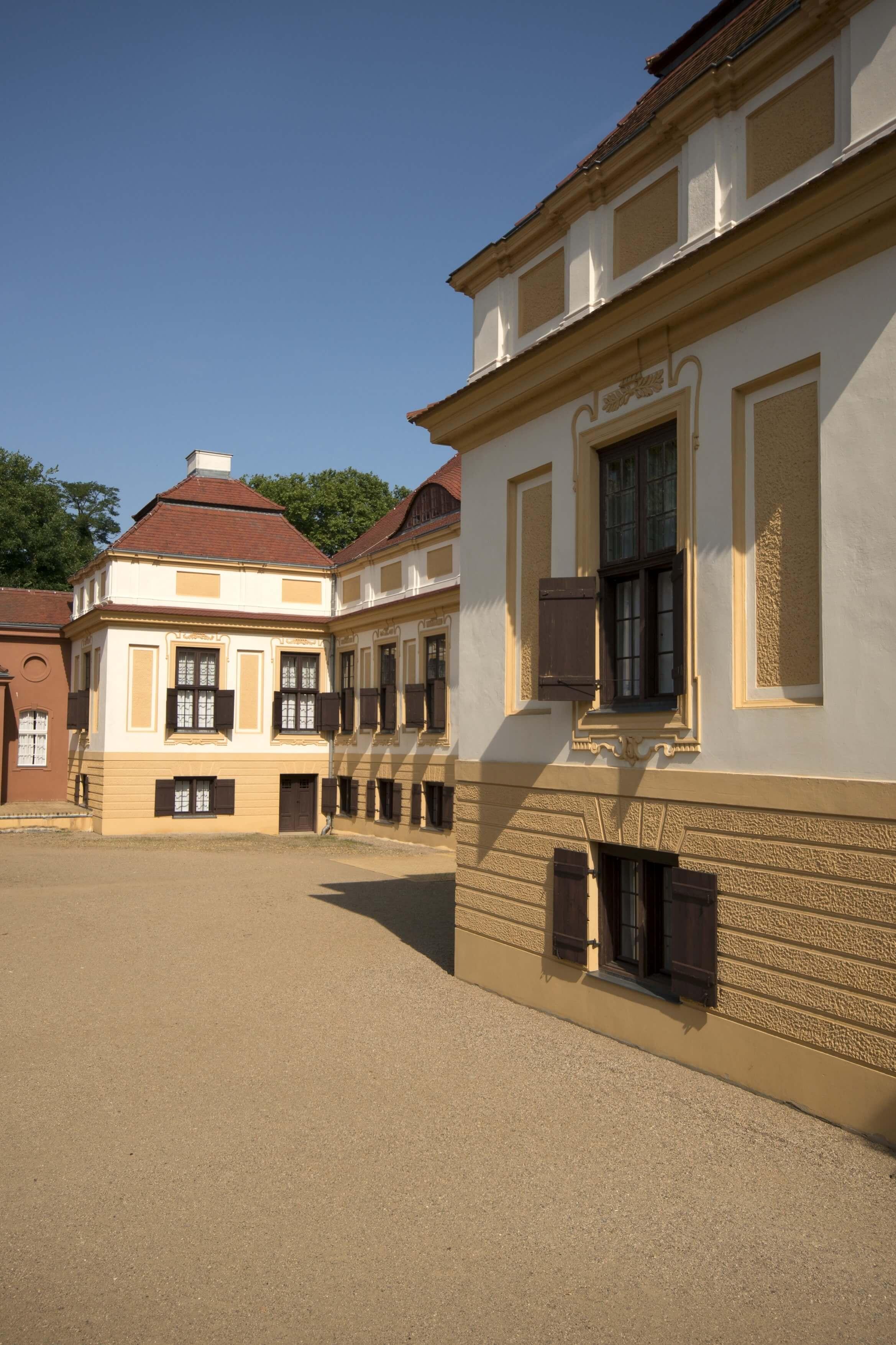 Schloss Caputh - 14548 Caputh