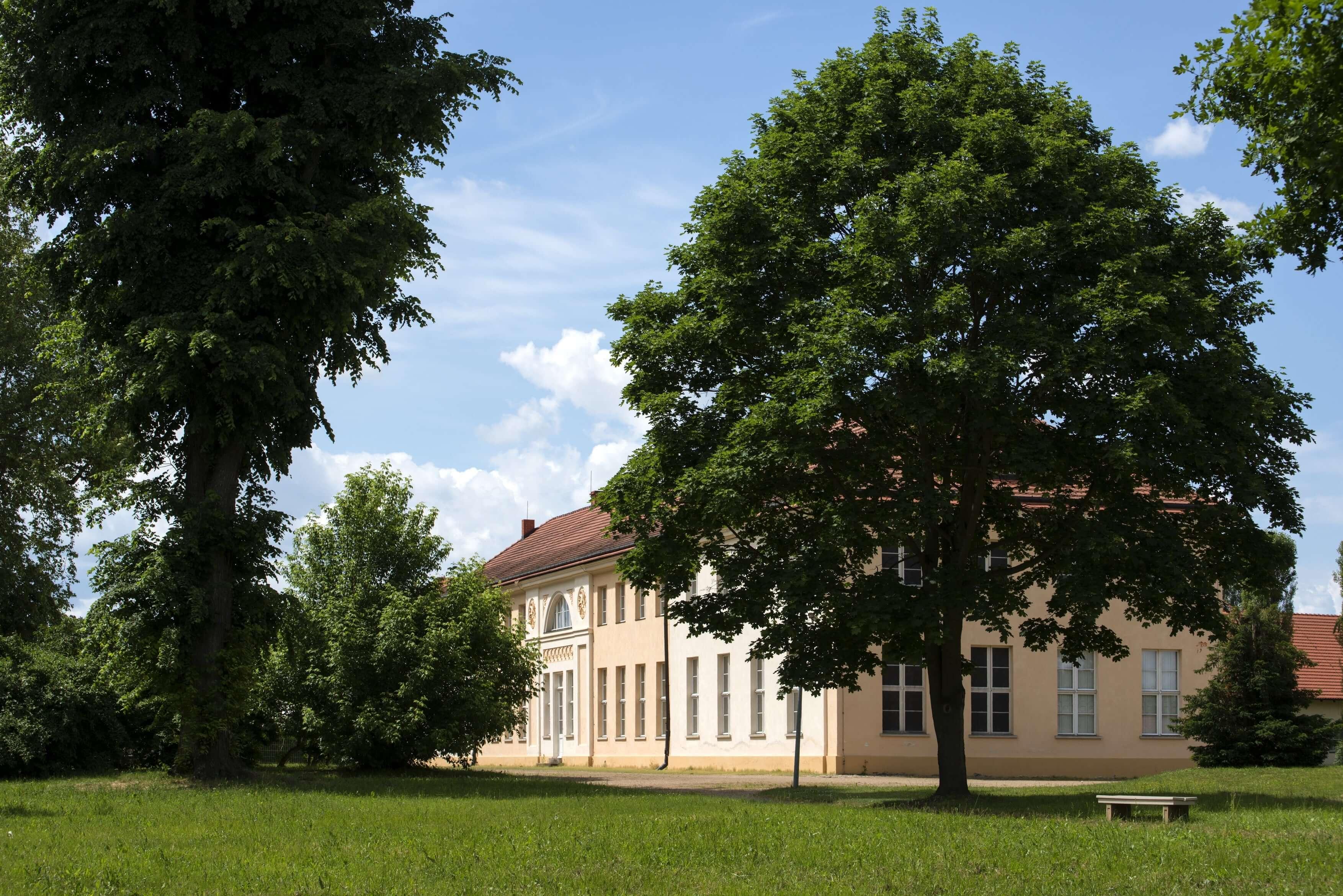 Schloss Paretz - 14669 Paretz