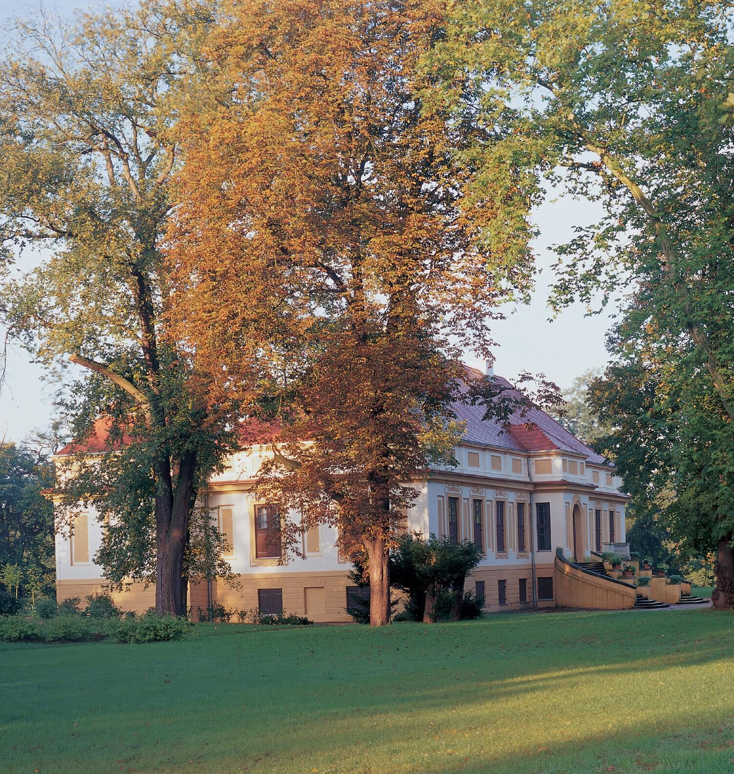 Schloss und Schlossgarten Caputh