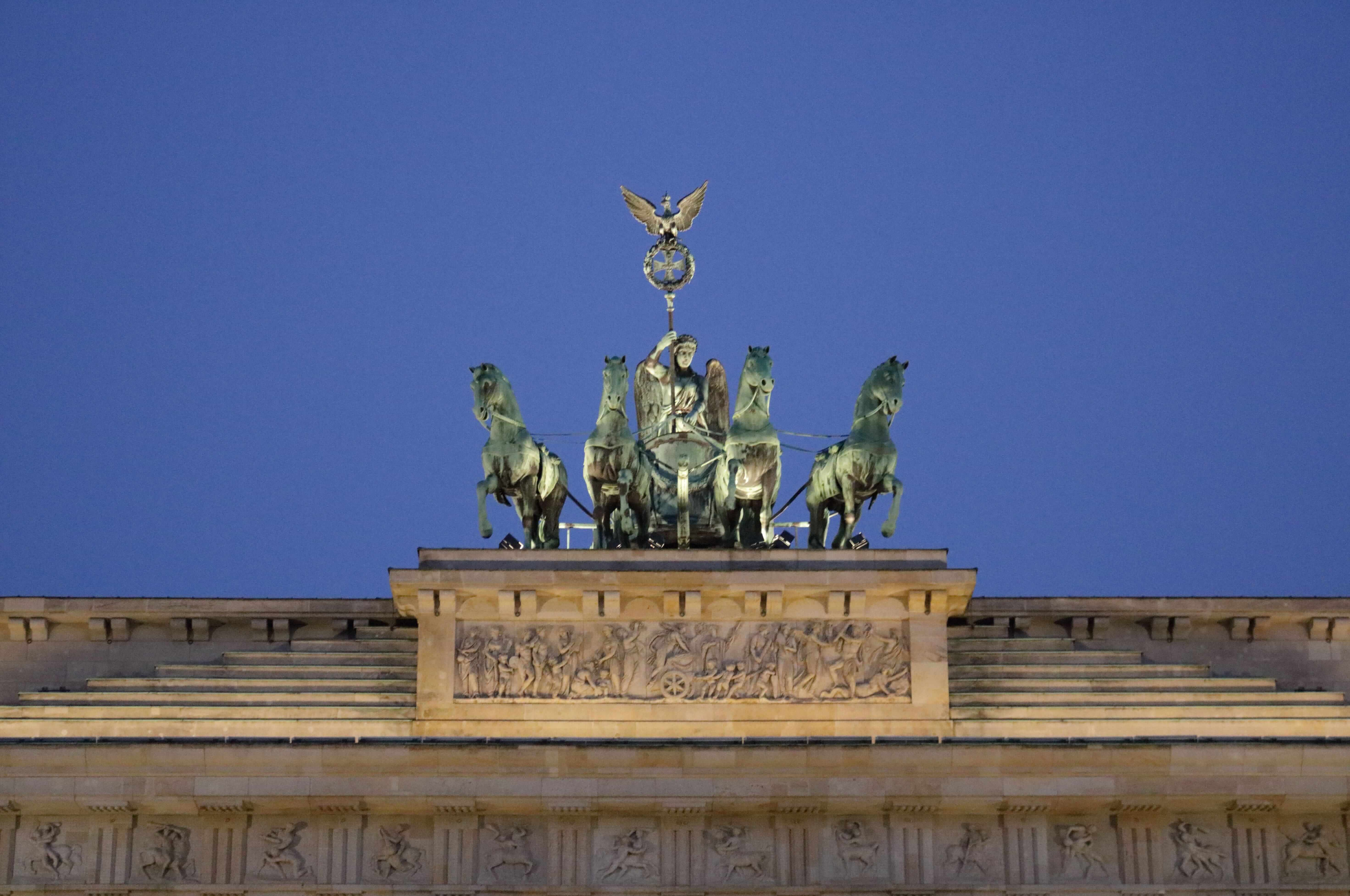 Brandenburger Tor - Quadriga