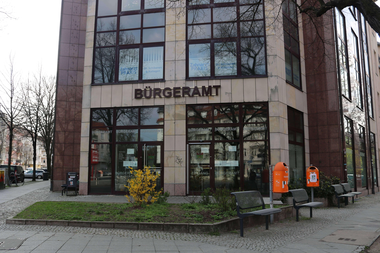 Bürgeramt 2 - Lichtenberg - Normannenstraße