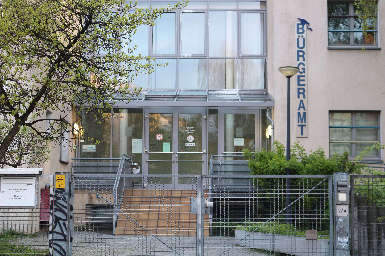 Bürgeramt Berlin Beglaubigung