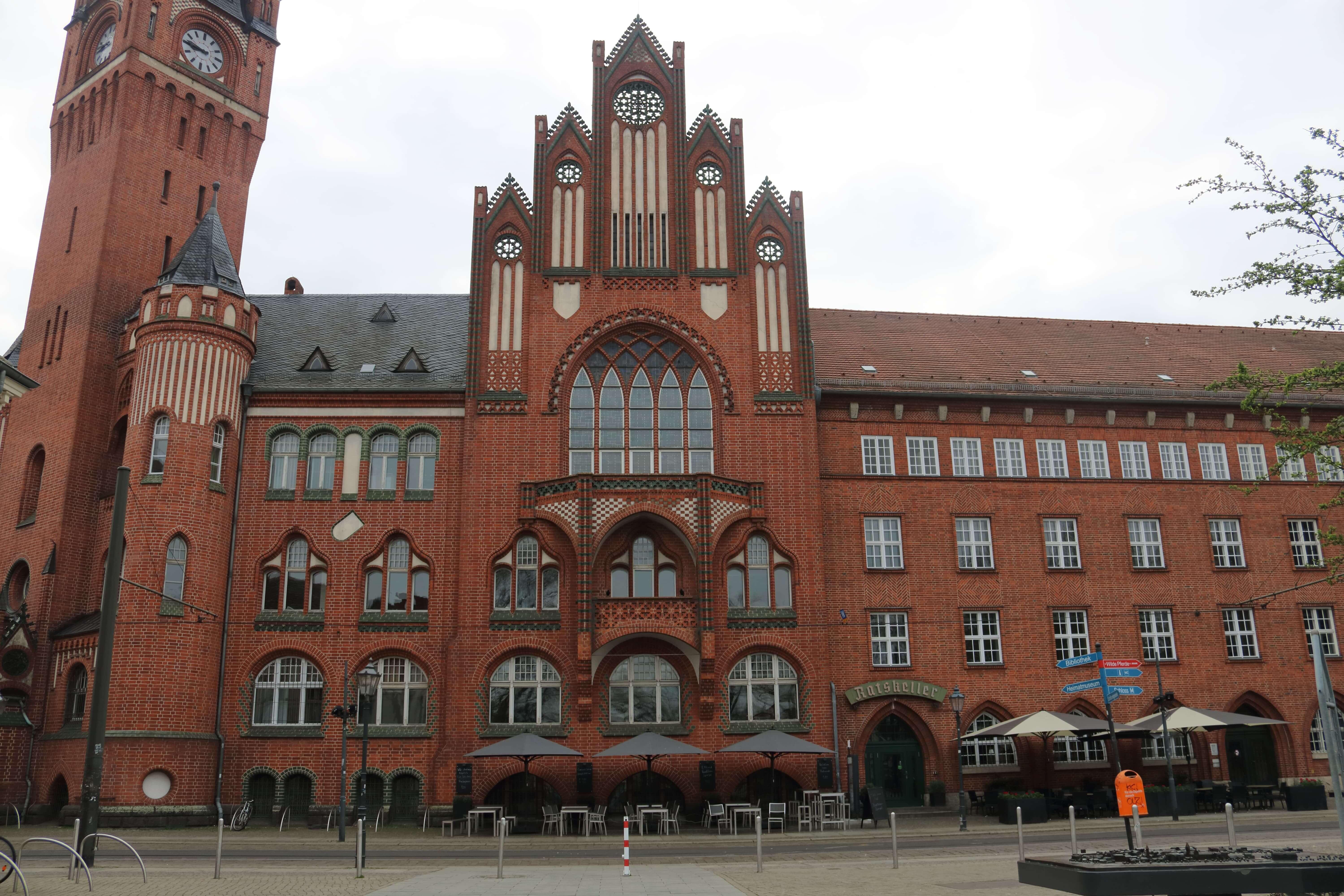 Treptow Köpenick Bürgeramt