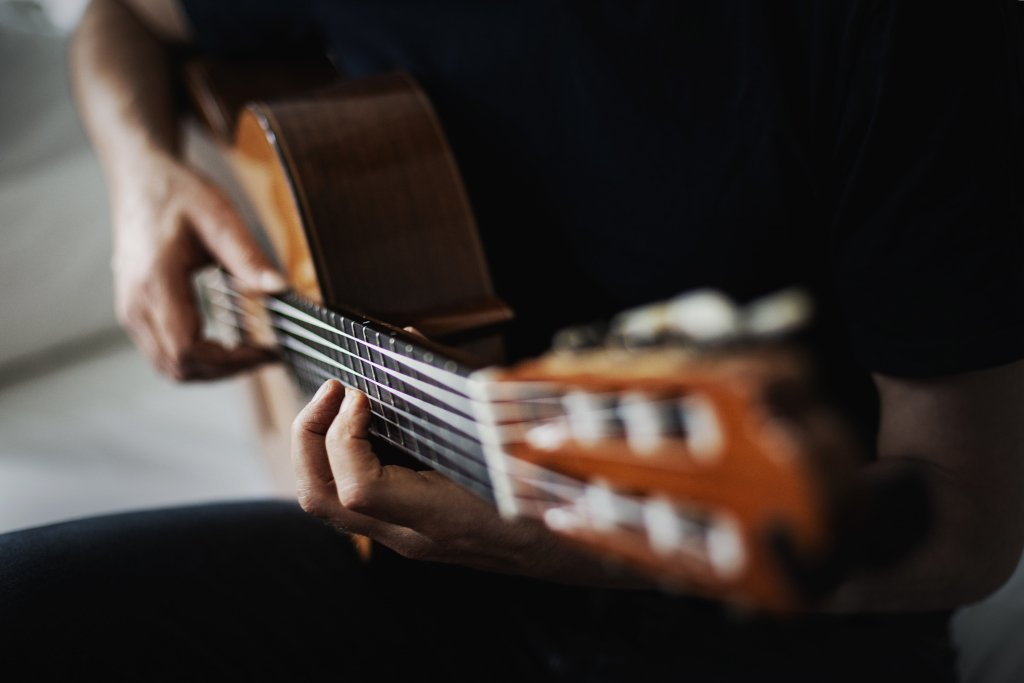 Gitarrenunterricht in Berlin - Werner Kuschmierz
