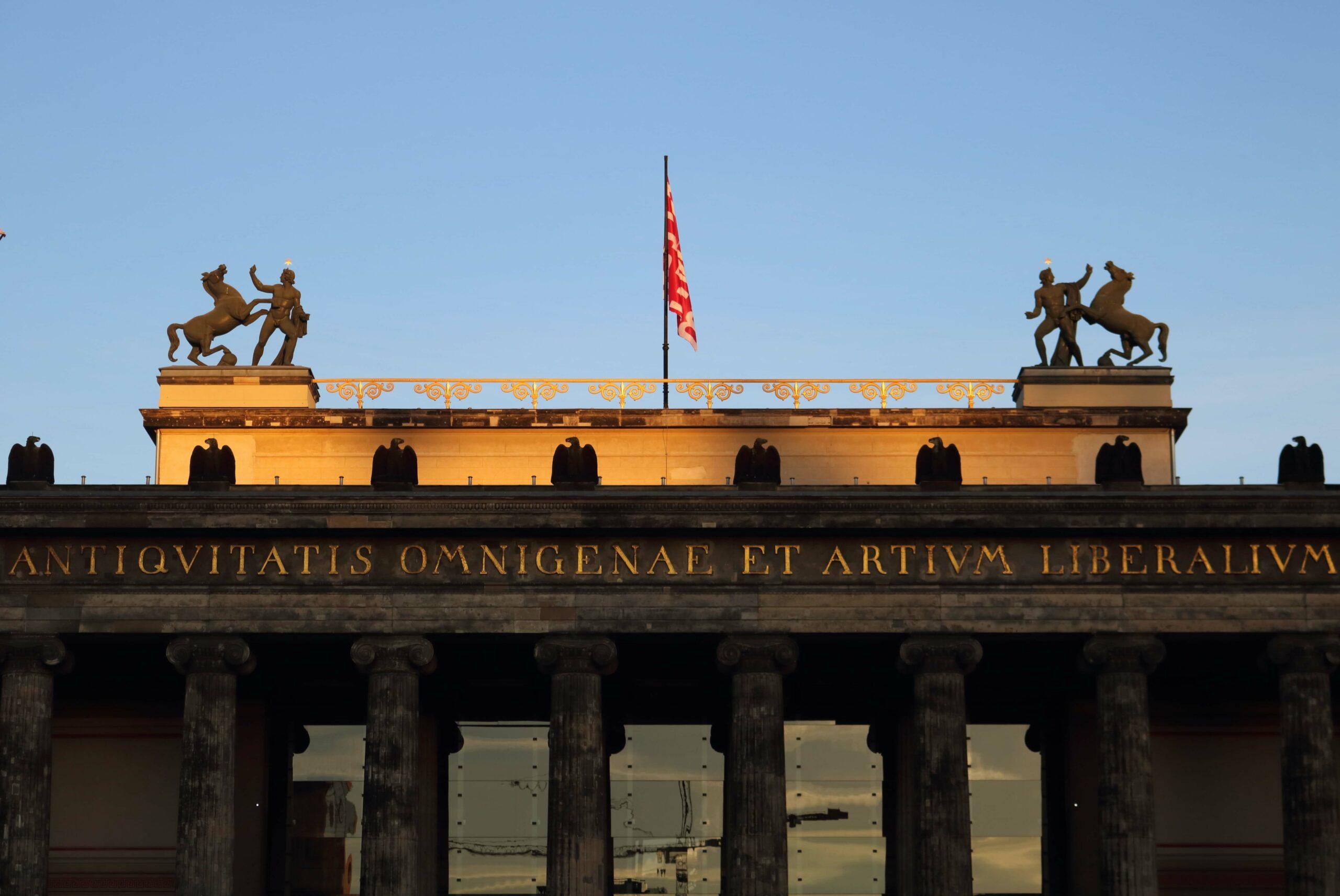 Altes Museum - Bodestrasse
