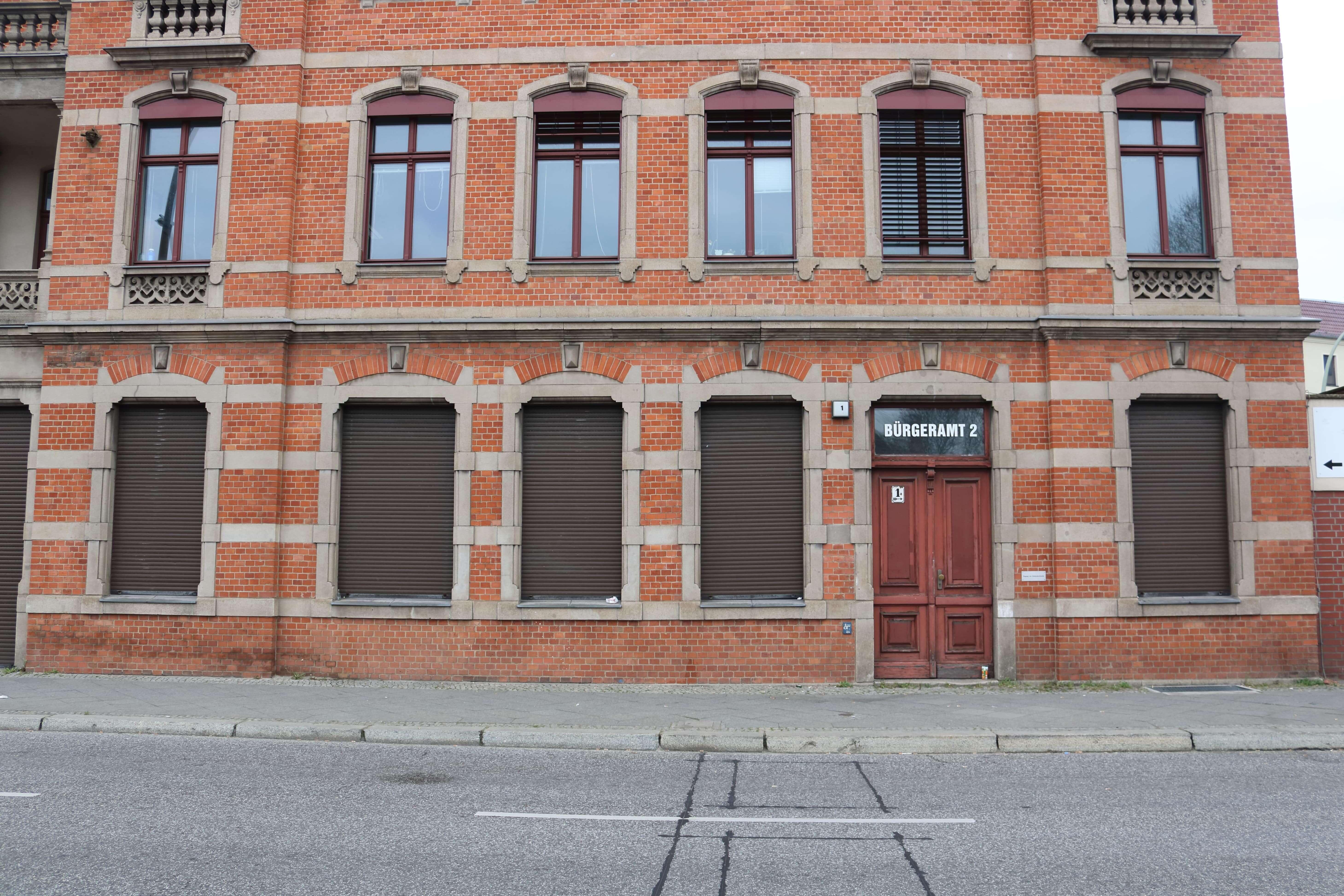 Bürgeramt Treptow Schöneweide