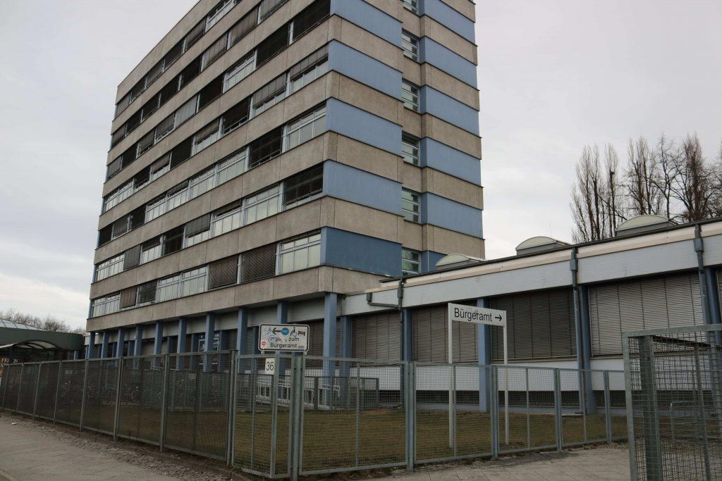 Arbeitsagentur Berlin öffnungszeiten