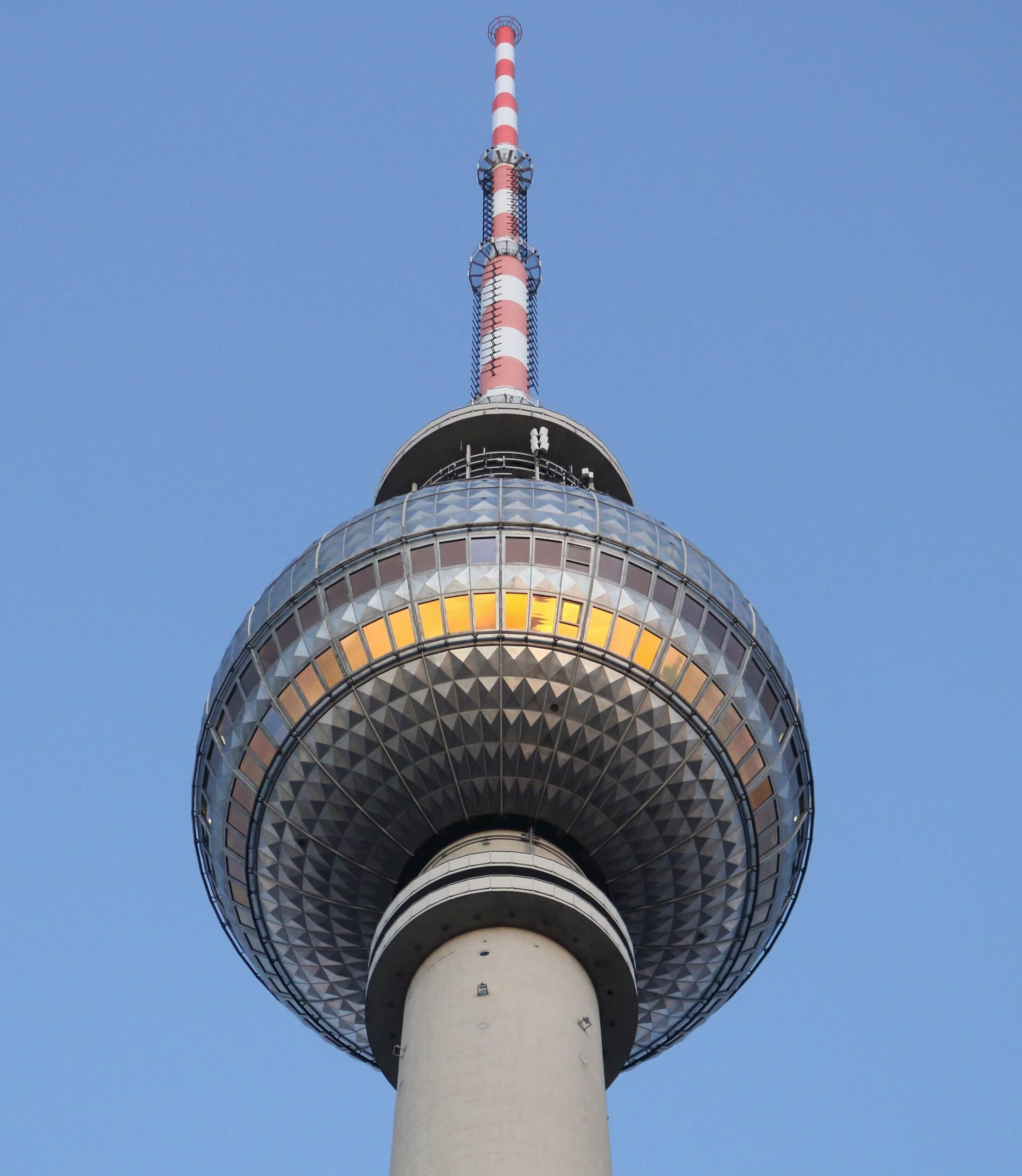 Berliner Fernsehturm - Panoramastrasse 1A - 10178 Berlin