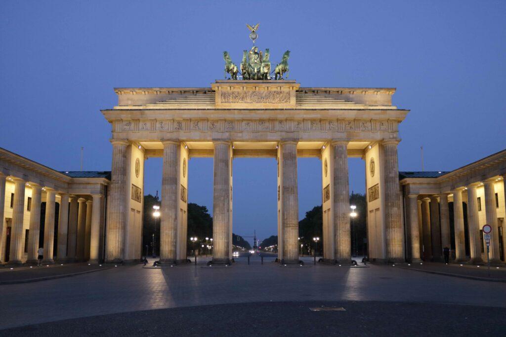 Lass' dich (ver)führen – durch das Brandenburger Tor in Berlin!