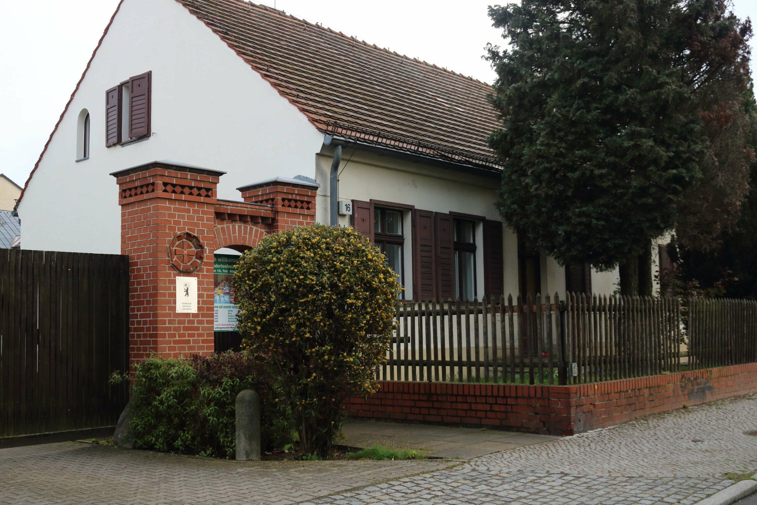 Bürgeramt Alt-Buckow