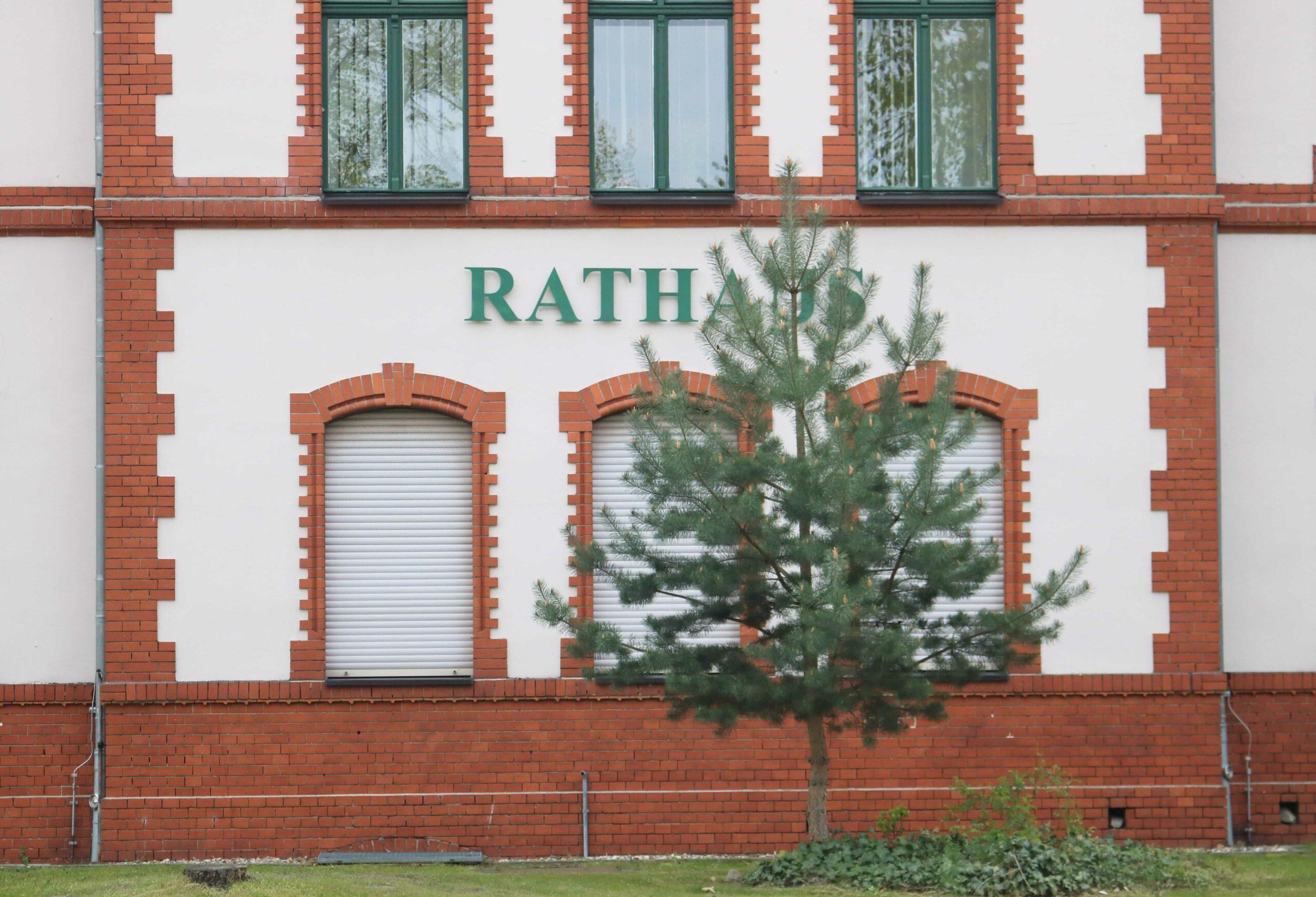 Bürgeramt Großbeeren - Am Rathaus 1