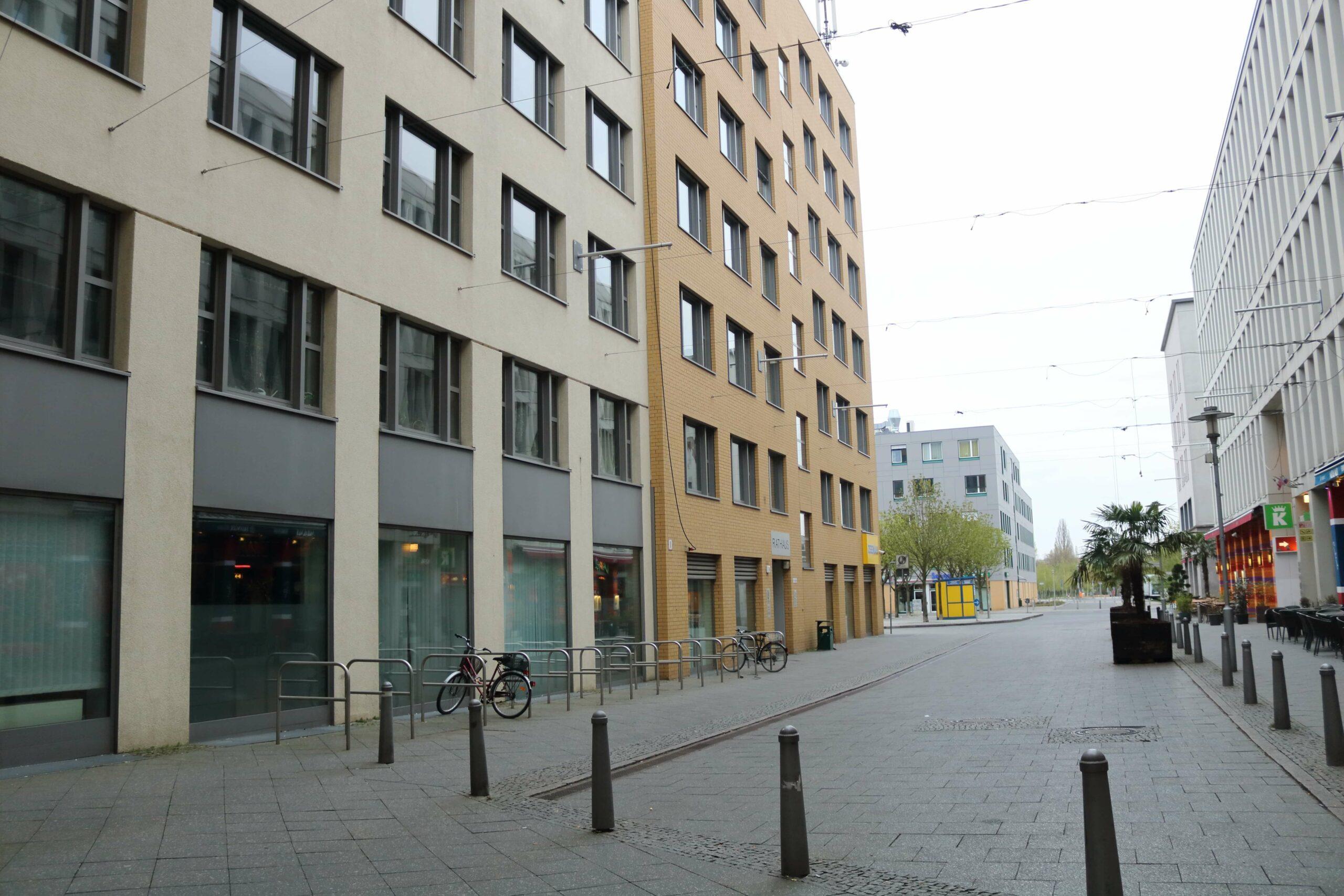 Bürgeramt Helle Mitte - Berlin