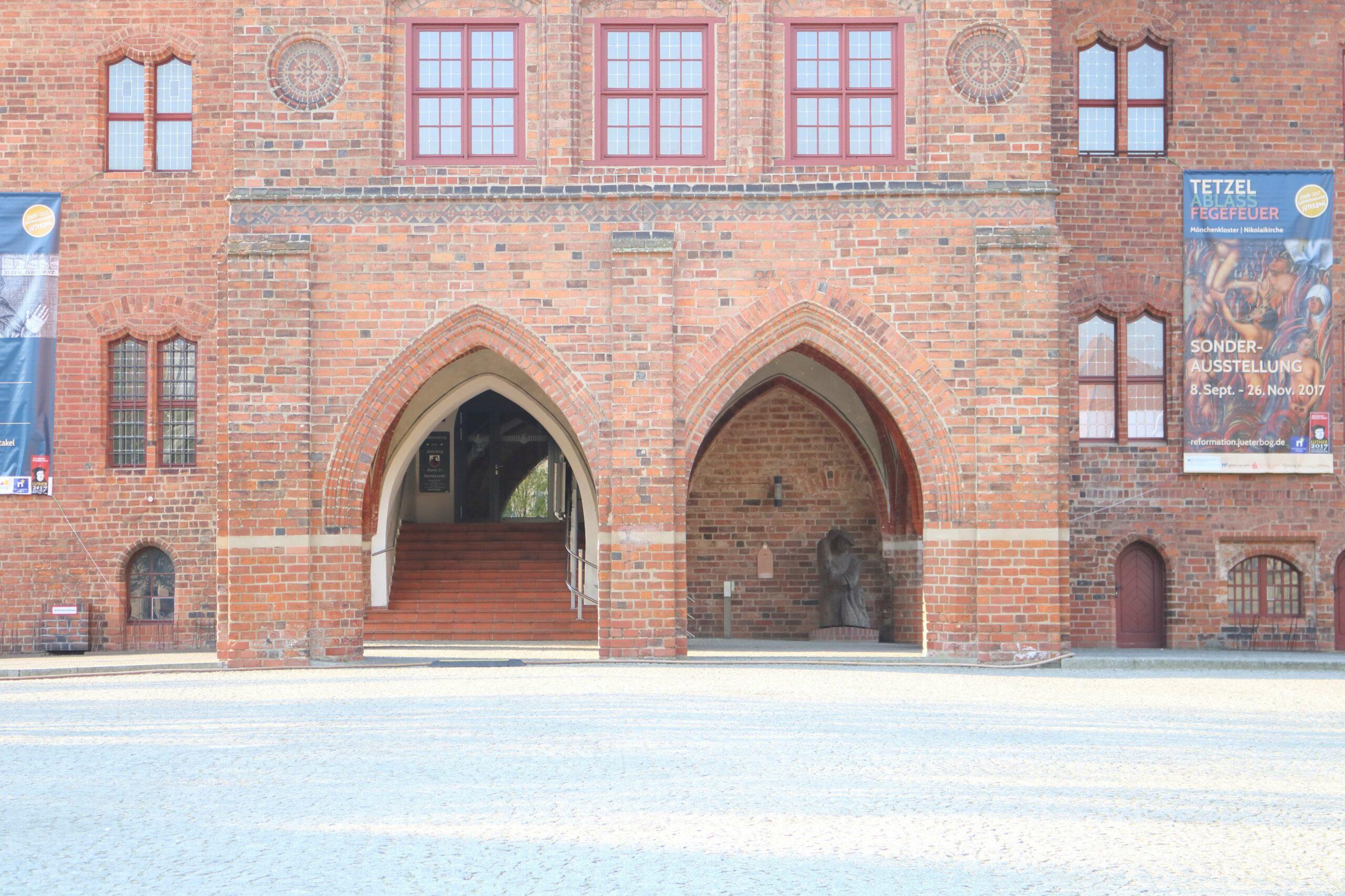 Bürgeramt Jüterbog - Markt 21