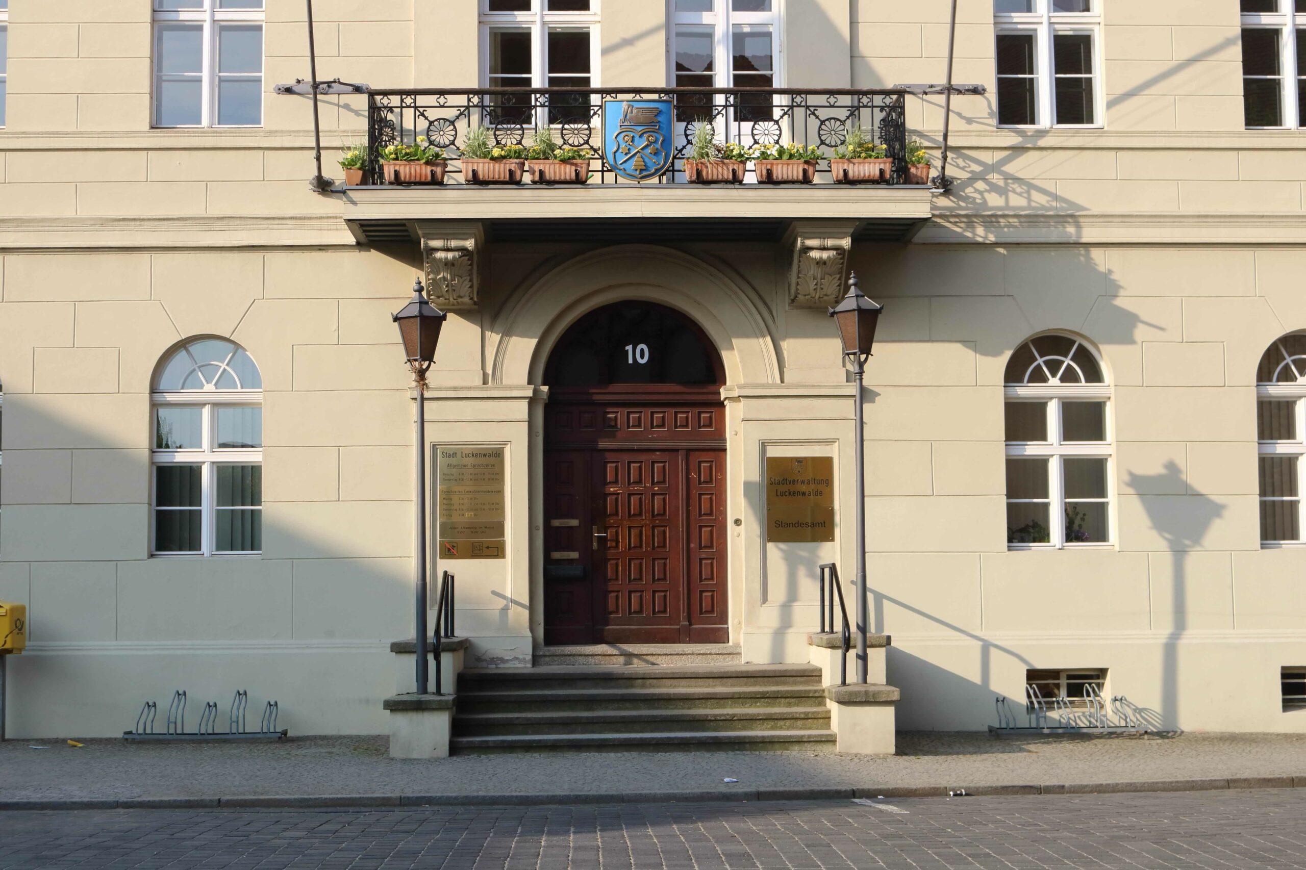 Bürgeramt Luckenwalde