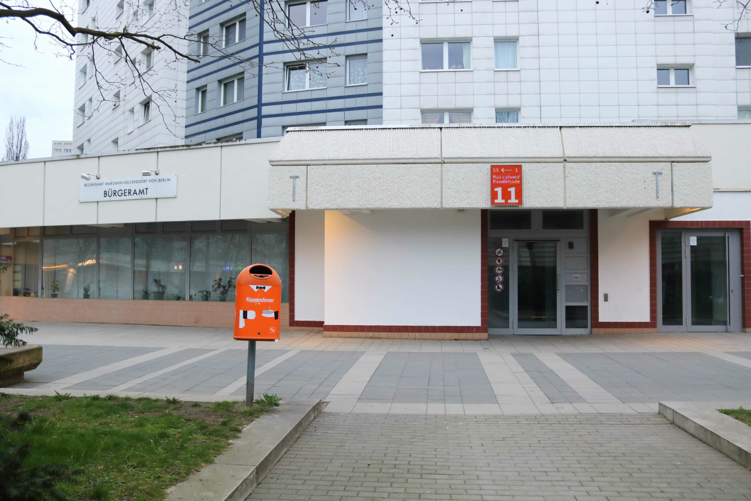 Bürgeramt Marzahner Promenade 11