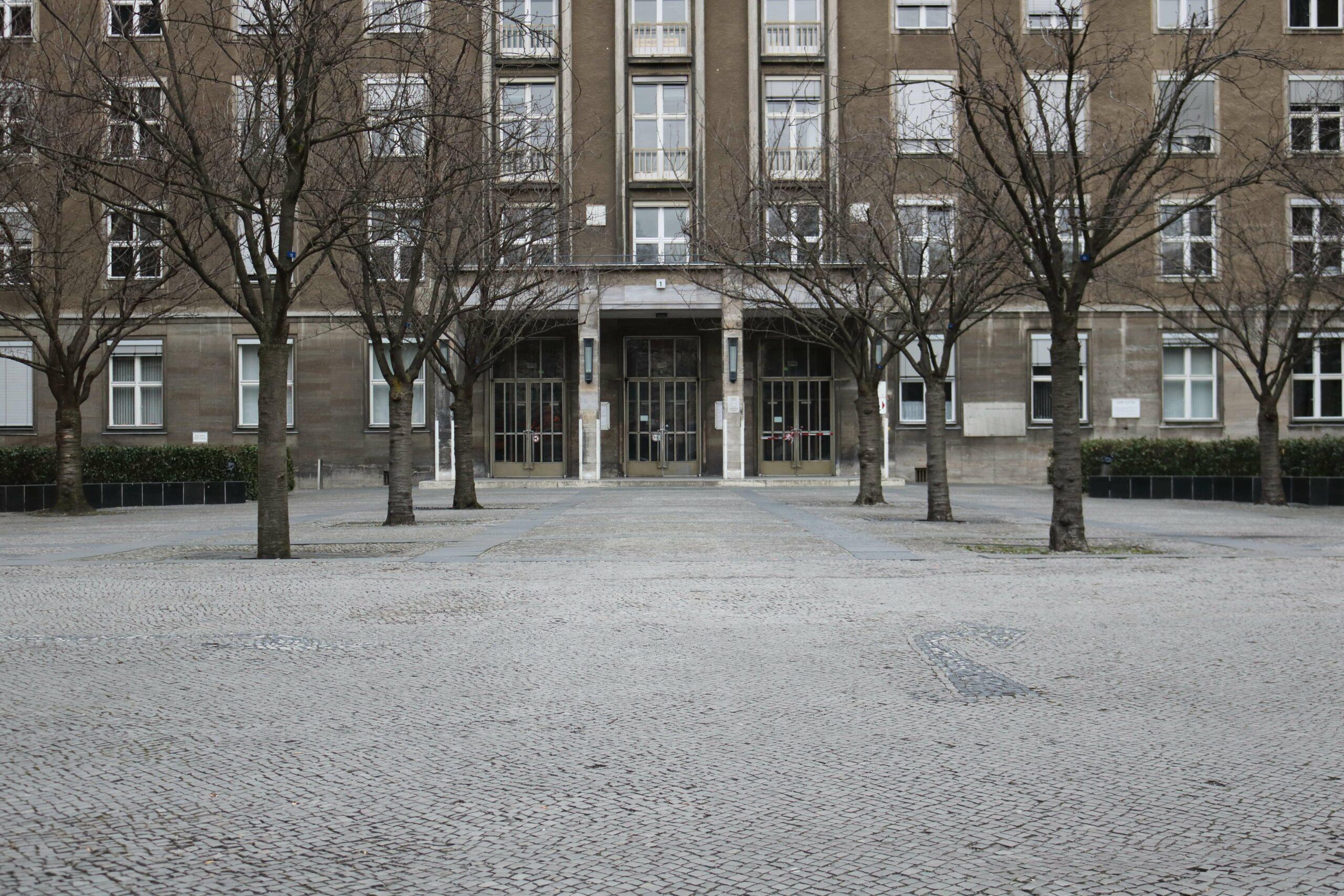 Bürgeramt Rathaus Tiergarten