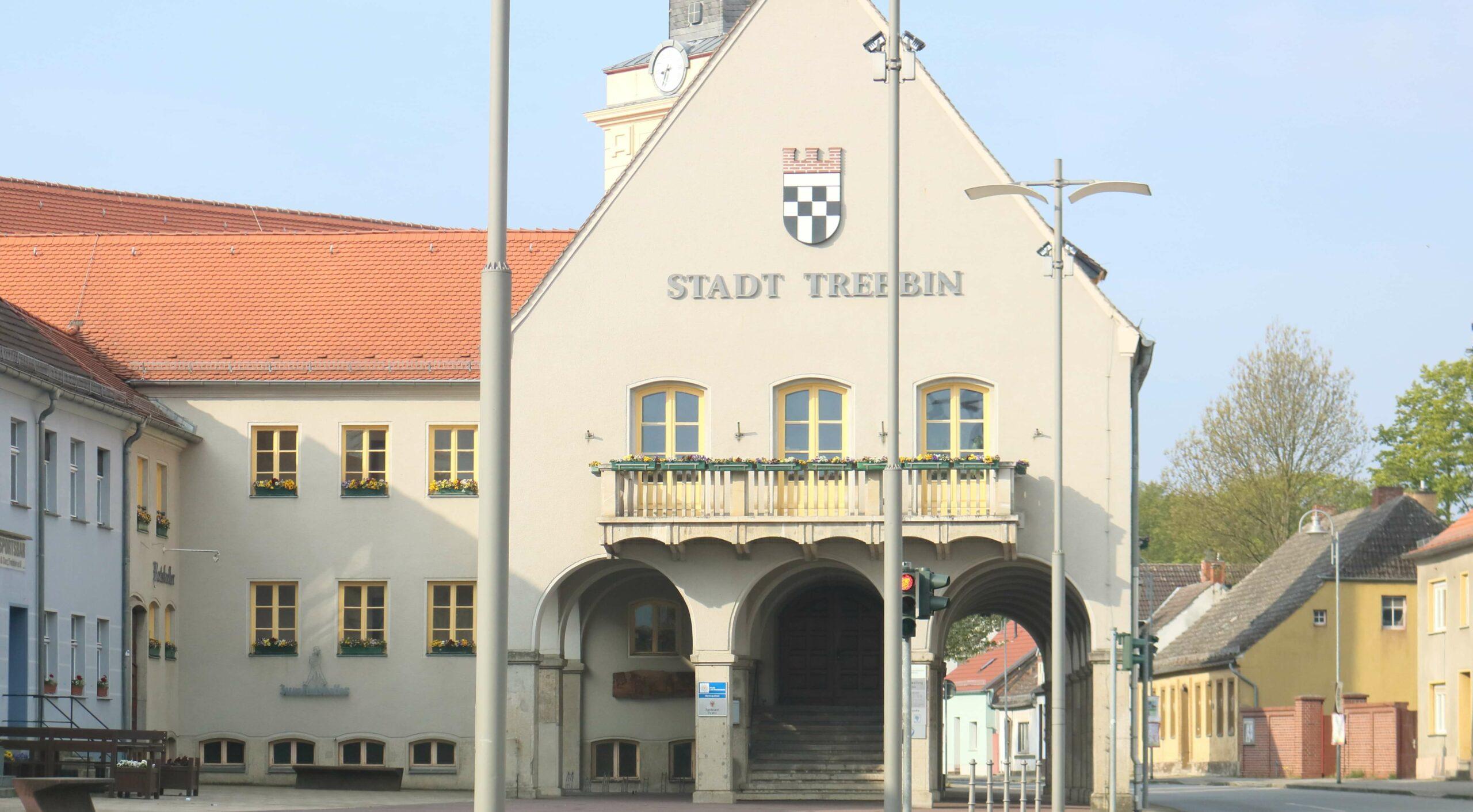Bürgeramt Trebbin - Markt 1-3