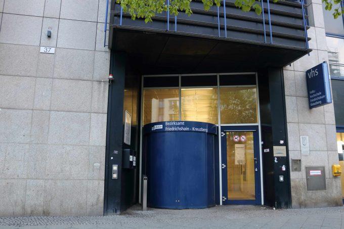 öffnungszeiten Bürgeramt Friedrichshain