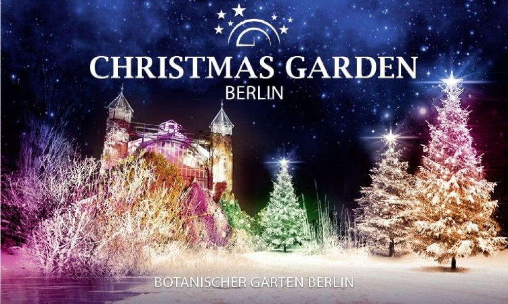 Botanischer Garten - Christmas Garden Berlin