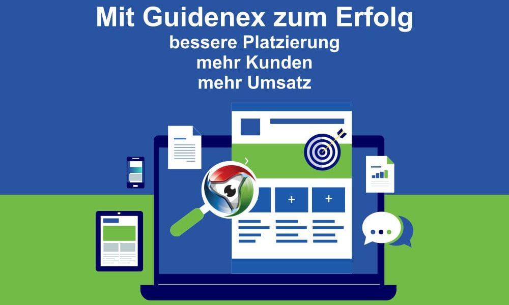 Firmeneintrag - Guidenex