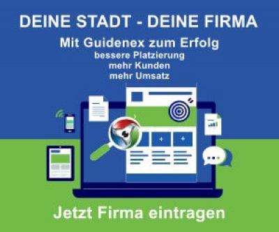 Firmenpräsentation auf Guidenex