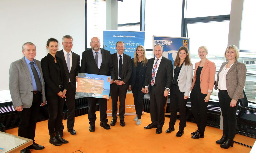 ITB Berlin 2018 - Partnerland Mecklenburg Vorpommern