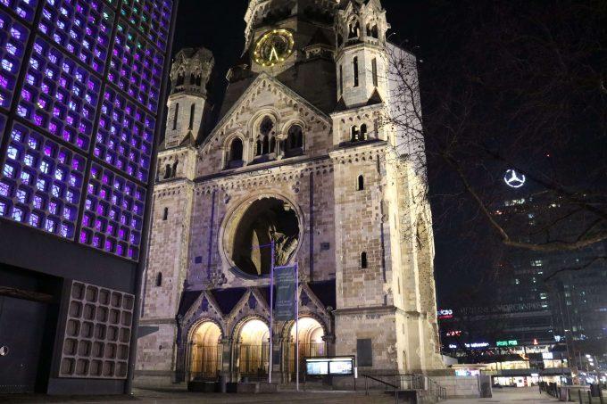 Kaiser Wilhelm Gedächtniskirche Berlin