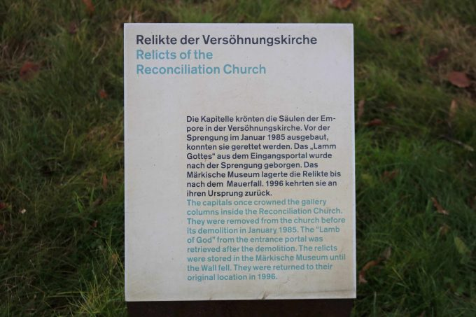 Kapelle der Versöhnung
