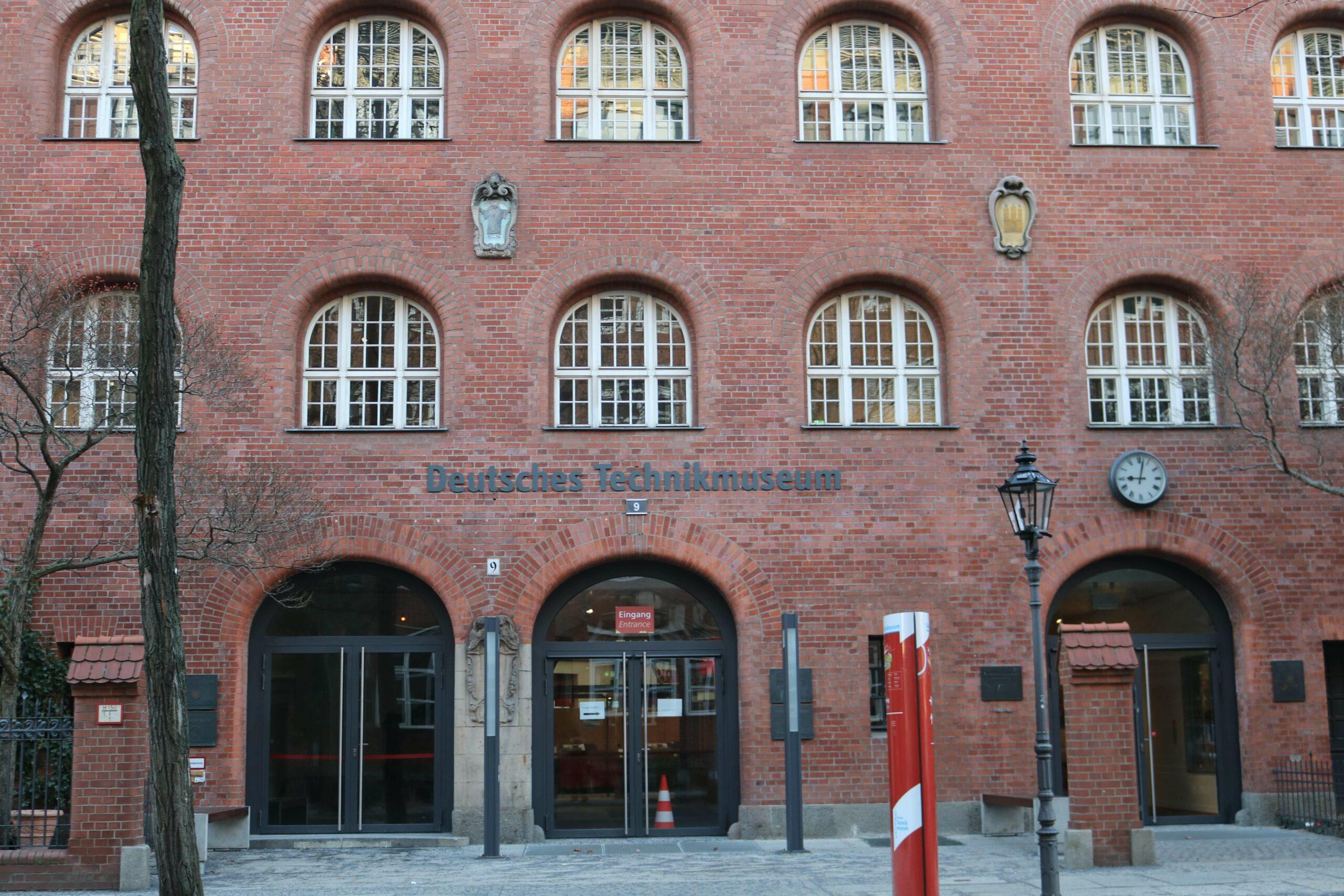Deutsches Technikmuseum - 10963 Berlin