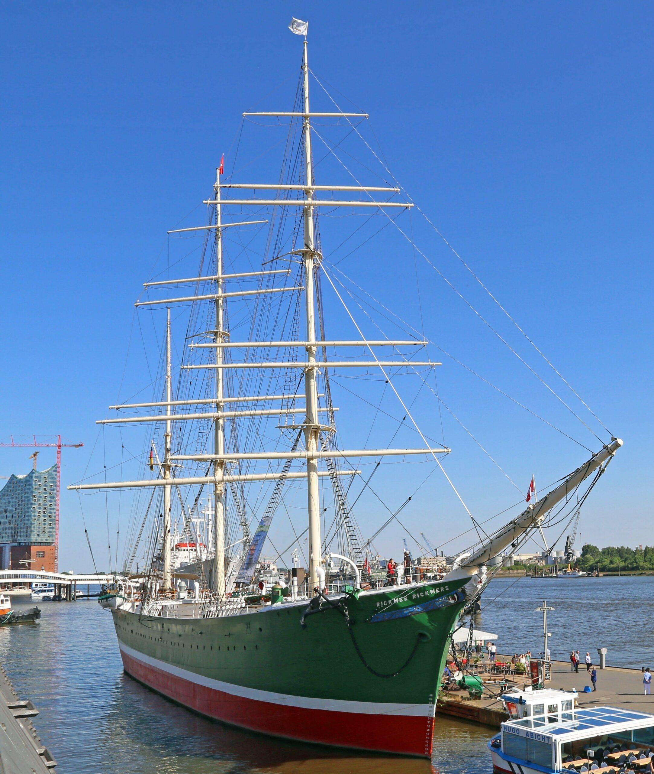 Rickmer Rickmers - Museumsschiff