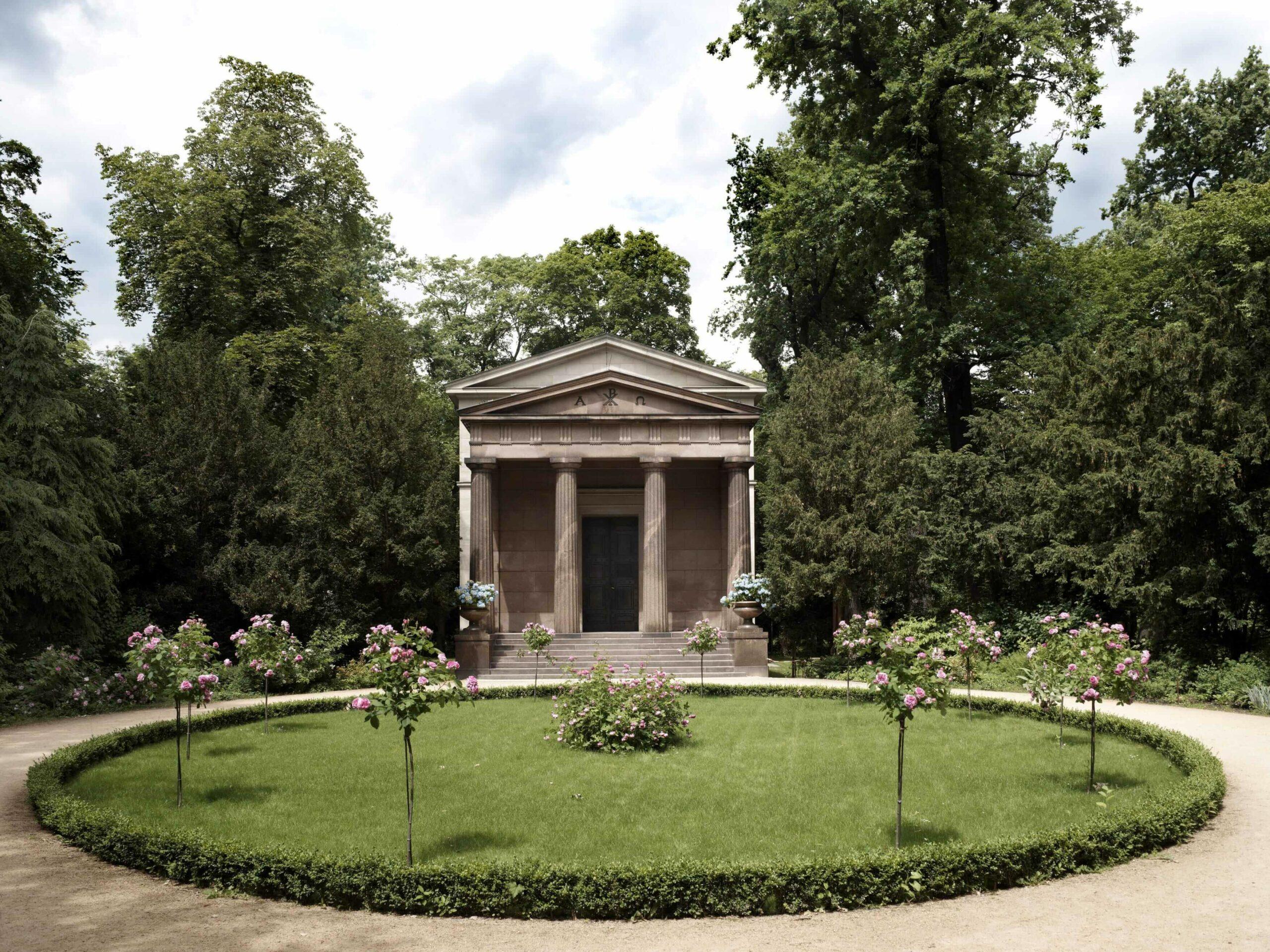 Schlossgarten Charlottenburg - Mausoleum