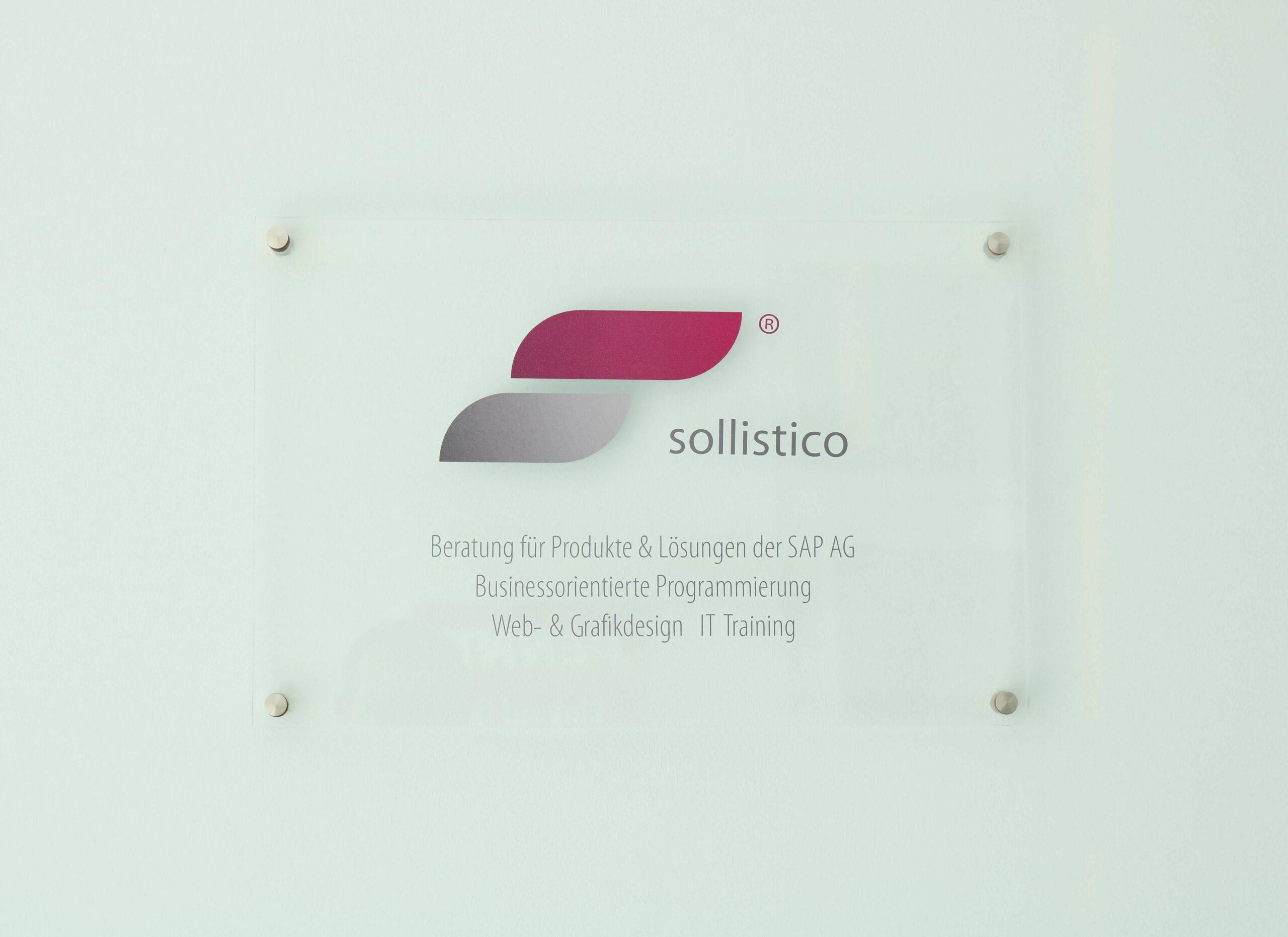 sollistico GmbH - SAP Lösungen - Filero - Typo3